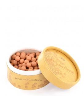 Perles Sublimatrices N. 242 - Couleur Caramel