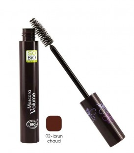Mascara Volume 02 Brun Chaud