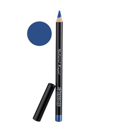 Matita Occhi - Kajal Naturale - Bright Blue - Benecos