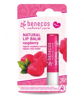 Natural Lip Balm - Lampone