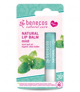 Natural Lip Balm - Menta