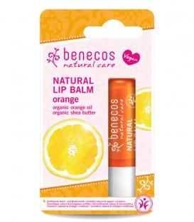 Natural Lip Balm - Arancia