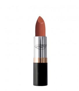 Lipstick 01 Pesca Chiaro - PuroBio Cosmetics