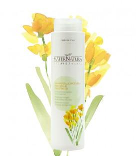 Shampoo all'Enothera - Capelli Fini e Sfibrati