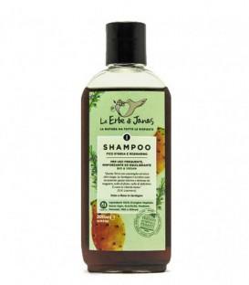 Shampoo Uso Frequente Fico d'India e Rosmarino