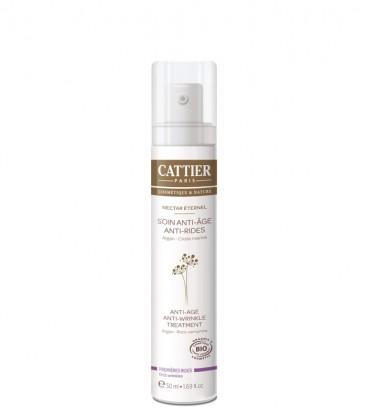 Crema Anti-Age e Anti-Rughe Nectar Éternel - Cattier