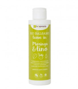 Balsamo Leave in Moringa & Lino