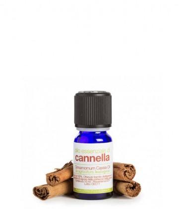 Olio Essenziale di Cannella Bio - La Saponaria