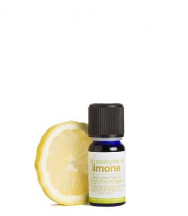 Olio Essenziale di Limone Bio - La Saponaria