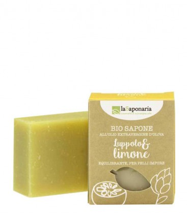 Sapone Luppolo e Limone - La Saponaria