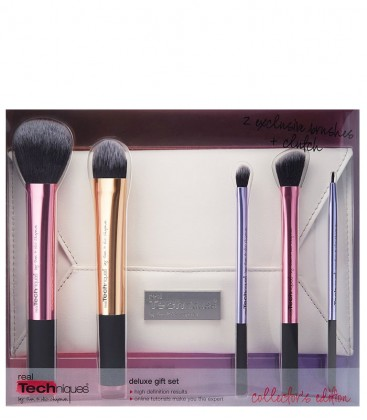 Deluxe Gift Set - Real Techniques