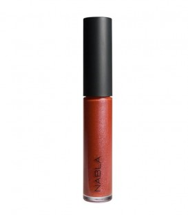 Hydrating Shine Lip Gloss - Folk - Nabla