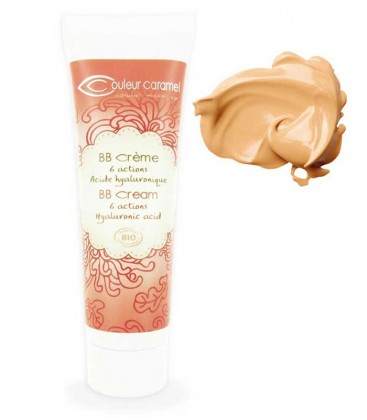 BB Cream - Couleur Caramel