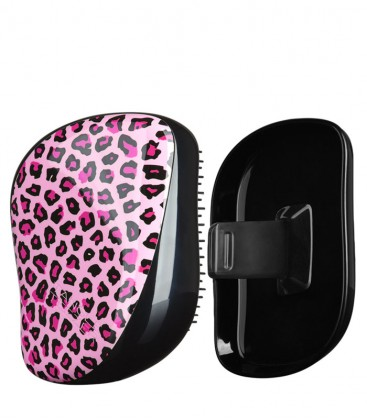 Compact Styler Pink Kitty - Tangle Teezer