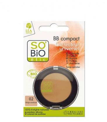 BB Correttore compatto - SO'BiO étic
