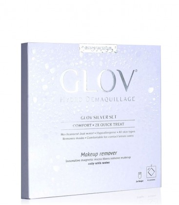 Glov Silver Set