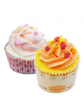 Cupcake da Bagno - Set Holiday