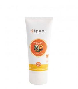 Crema Mani e Unghie - Olivello Spinoso e Arancia - Benecos