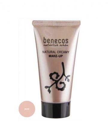 Fondotinta Naturale in Crema - Nude - Benecos