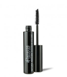 Mascara Maximum Volume Deep Black - Benecos