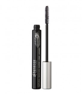 Mascara Super Long Lashes Carbon Black - Benecos