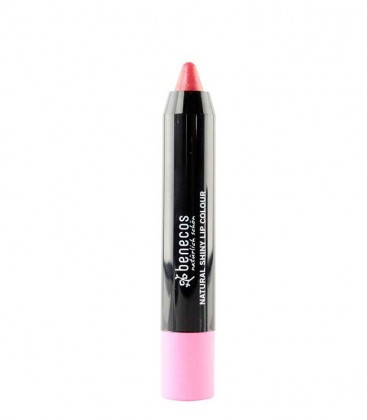 Shiny Lip Colour - Pretty Daisy - Benecos