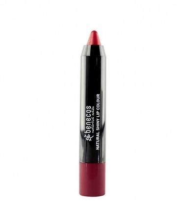 Shiny Lip Colour - Silky Tulip - Benecos