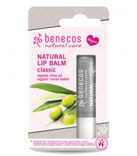 Natural Lip Balm - Classic