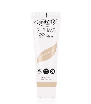 BB Cream Sublime - 01 - PuroBio Cosmetics