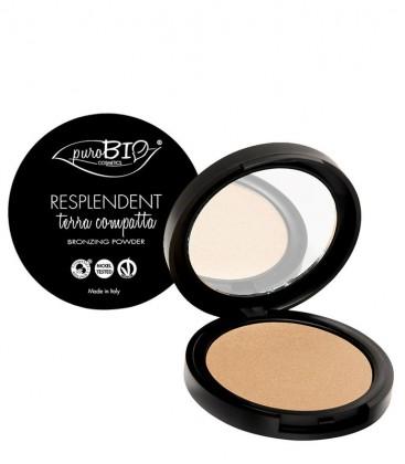 Bronzer Resplendent Illuminante - PuroBio Cosmetics