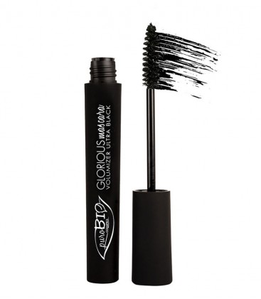Mascara Volumizzante Glorious - Nero - PuroBio Cosmetics