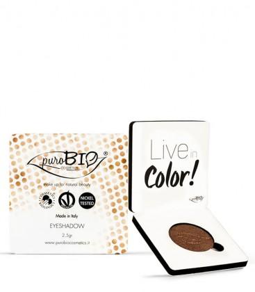 Ombretto Compatto Shimmer 05 - Rame - PuroBio Cosmetics