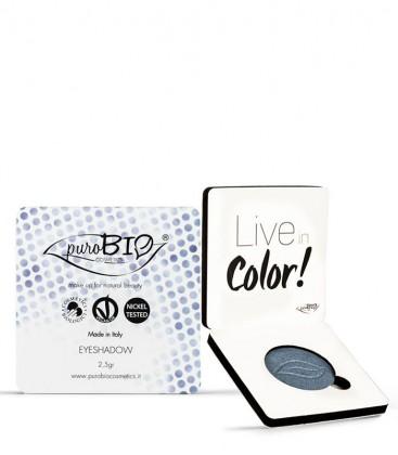 Ombretto Compatto 09 - Carta da Zucchero - PuroBio Cosmetics