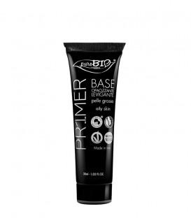 Primer – Pelle Grassa - Base Opacizzante Levigante - PuroBio Cosmetics