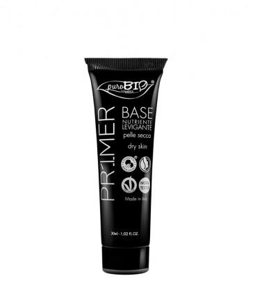 Primer – Pelle Secca - Base Nutriente Levigante - PuroBio Cosmetics