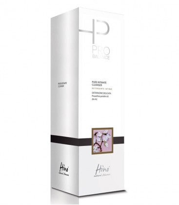 Pure Intimate Cleanser - Detergente Intimo - Hino