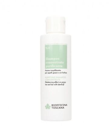 Shampoo Concentrato Purificante Biofficina Toscana