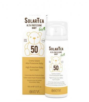 Crema Solare Alta Protezione Baby SPF 50 - Bema