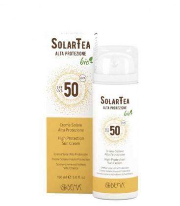 Crema Solare Alta Protezione SPF 50 - Bema