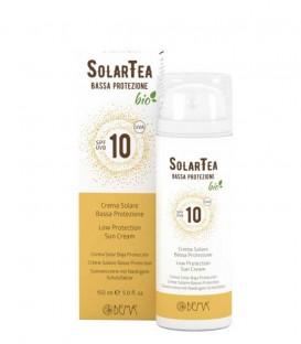 Crema Solare Bassa Protezione SPF 10