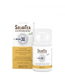 Crema Solare Viso Alta Protezione Anti-age SPF 30