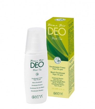 Deo Spray Wood Tea - Bema