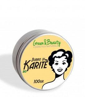 Burro di Karité Bio - Green & Beauty