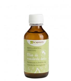 Olio di Mandorle Dolci Bio - La Saponaria