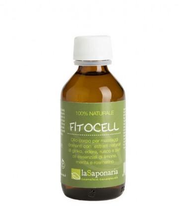 Olio Anticellulite - La Saponaria
