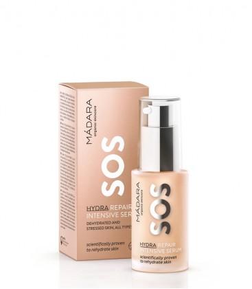 SOS Siero Viso Hydra Repair Intensive Serum - Madara Cosmetics