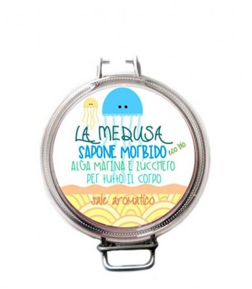 La Medusa Bianca – Sale Aromatico - Volga cosmetici