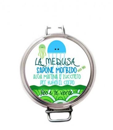 La Medusa Verde – Fico e Tè Verde - Volga cosmetici