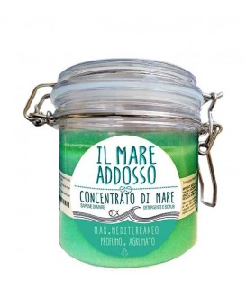 Sapone Scrub di Mar Mediterraneo