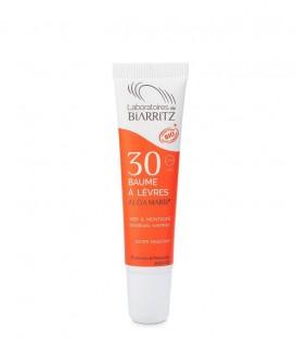 Balsamo Labbra Bio Protezione Solare SPF 30 - Alga Maris